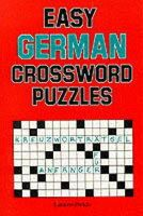 Ehrlich, Suzanne - Easy German Crossword Puzzles (Language - German) (English and German Edition) - 9780844225081 - V9780844225081
