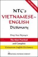 Nguyen, Dinh-hoa - NTC's Vietnamese-English Dictionary - 9780844283579 - V9780844283579