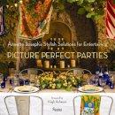 Joseph, Annette; Acheson, Hugh - Picture Perfect Parties - 9780847841035 - V9780847841035