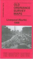 Evetts, Naomi - Liverpool North 1906 (Old Ordnance Survey Maps) - 9780850542950 - V9780850542950