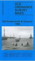 . - Old Portsmouth Gosport 1896 (Old Ordnance Survey Maps) - 9780850545289 - V9780850545289
