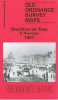 Woodhouse, Robert - Stockton-on-Tees and Thornaby (Old Ordnance Survey Maps of County Durham) - 9780850546163 - V9780850546163