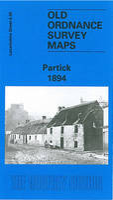 Bell, Gilbert Torrance - Partick 1894: Lanarkshire Sheet 6.05 (Old O.S. Maps of Lanarkshire) - 9780850549003 - V9780850549003