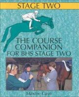 Cave, Maxine - The Course Companion for BHS Stage Two - 9780851317663 - V9780851317663