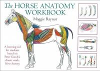 Maggie Raynor - The Horse Anatomy Workbook - 9780851319056 - V9780851319056