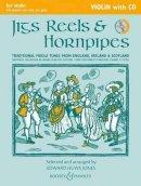 Edward Huws Jones - JIGS REELS HORNPIPES NEW EDITION - 9780851626734 - V9780851626734
