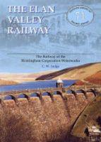 Judge, C.W. - Elan Valley Railway - 9780853615170 - V9780853615170