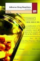 - Adverse Drug Reactions - 9780853696018 - V9780853696018
