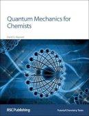 Hayward - QUANTUM MECHANICS FOR CHEMISTS, (Tutorial Chemistry Texts) - 9780854046072 - V9780854046072