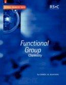 Hanson, James R. - Functional Group Chemistry - 9780854046270 - V9780854046270