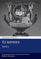Euripides - Euripides: Medea - 9780856687884 - V9780856687884