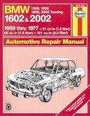 Haynes Haynes - BMW 1602 and 2002, 1959-77 (Haynes Manuals) - 9780856962400 - V9780856962400