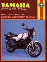 Shoemark, Pete - Yamaha RD250LC and RD350LC Twins Owner's Workshop Manual - 9780856968037 - V9780856968037