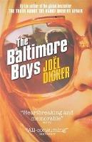 Joël Dicker - The Baltimore Boys - 9780857058508 - 9780857058508