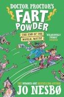 Nesbo, Jo - Doctor Proctor's Fart Powder - 9780857073891 - KTG0006532