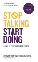 Shaa Wasmund - Stop Talking, Start Doing: A Kick in the Pants in Six Parts - 9780857081735 - V9780857081735
