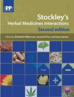 Elizabeth M. Williamson - Stockley's Herbal Medicines Interactions: A Guide to the Interactions of Herbal Medicines - 9780857110268 - V9780857110268