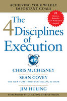 Sean Covey - 4 DISCIPLINES OF EXECUTION PA - 9780857205834 - V9780857205834