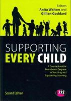 Anita Walton, Gillian Goddard - Supporting Every Child - 9780857258212 - V9780857258212