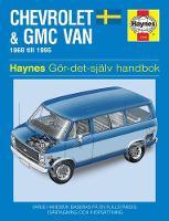 - Chevrolet & GMC Vans (Swedish) Owner's Workshop Manual - 9780857336095 - V9780857336095