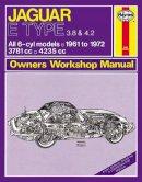 Anon - Jaguar E-type Owner's Workshop Manual (Haynes Service and Repair Manuals) - 9780857336125 - V9780857336125