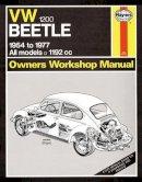 Anon - VW Beetle 1200 Owner's Workshop Manual - 9780857336163 - V9780857336163
