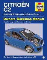 Gill, Peter - Citroen C2 Petrol and Diesel Owner's Workshop Manual (Haynes Service and Repair Manuals) - 9780857336354 - V9780857336354