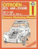 Coomber, Ian - Citroen 2CV Owner's Workshop Manual - 9780857336408 - V9780857336408