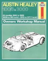 Anon - Austin Healey 100 Owner's Workshop Manual (Haynes Service and Repair Manuals) - 9780857336415 - V9780857336415