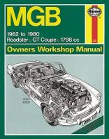 Anon - MGB Service and Repair Manual (Haynes Service and Repair Manuals) - 9780857337078 - V9780857337078