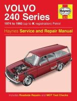 Anon - Volvo 240 Series Service and Repair Manual (Haynes Service and Repair Manuals) - 9780857337429 - V9780857337429