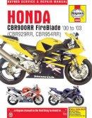 Haynes Manuals, Editors of - Honda CBR900RR Service and Repair Manual - 9780857338907 - V9780857338907