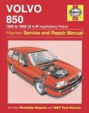 Anon - Volvo 850 Service and Repair Manual (Haynes Service and Repair Manuals) - 9780857339003 - V9780857339003