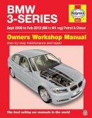 Randall, Martynn - BMW 3-Series Petrol & Diesel Owners Workshop Manual: 08-12 - 9780857339010 - V9780857339010