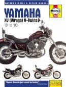 Ahlstrand, Alan - Yamaha XV Virago Service and Repair Manual - 9780857339034 - V9780857339034