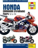 Editors of Haynes Manuals - Honda CBR900RR Service and Repair Manual (Haynes Service and Repair Manuals) - 9780857339386 - V9780857339386