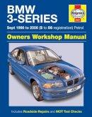 Randall, Martynn - BMW 3-Series Service and Repair Manual (Haynes Service and Repair Manuals) - 9780857339492 - V9780857339492
