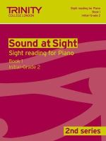 TRINITY GUILDHALL - Sound at Sight Piano - 9780857361660 - V9780857361660