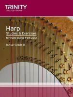 Trinity College London - HARP STUDIES EXERCISES FROM 2013 - 9780857363008 - V9780857363008