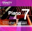 Trinity College Lond - Piano Grade 7 2015-2017 (Audio CD) - 9780857363428 - V9780857363428
