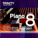 Trinity College Lond - Piano Grade 8 2015-2017 (Audio CD) - 9780857363435 - V9780857363435