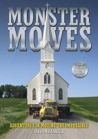 Massarella, Carlo - Monster Moves: Adventures in Moving the Impossible (Book & DVD) - 9780857386335 - KST0030467