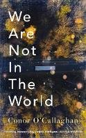 O'Callaghan, Conor - We Are Not in the World - 9780857526854 - 9780857526854
