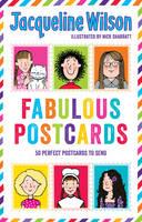 Wilson, Jacqueline - Jacqueline Wilson: Fabulous Postcards - 9780857535139 - V9780857535139
