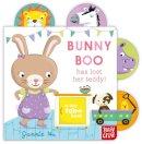 Jannie Ho - Bunny Boo Has Lost Her Teddy (Tiny Tab) - 9780857631961 - V9780857631961