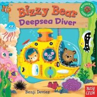 Nosy Crow - Bizzy Bear: Deepsea Diver - 9780857633798 - V9780857633798