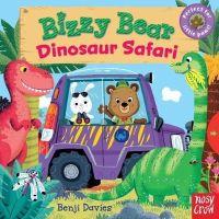Nosy Crow - Bizzy Bear: Dinosaur Safari - 9780857633804 - V9780857633804