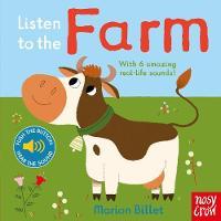 Billet, Marion - Listen to the Farm - 9780857635624 - V9780857635624