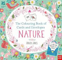 Jones, Rebecca - The National Trust: Colouring Book of Cards and Envelopes: Nature - 9780857637253 - V9780857637253