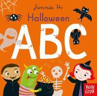 Jannie Ho - Halloween ABC (Jannie Ho's ABC) - 9780857637598 - KEX0296316